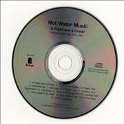 Click here for more info about 'Hot Water Music - A Flight And A Crash'