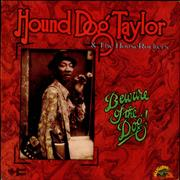 Click here for more info about 'Hound Dog Taylor - Beware Of The Dog!'