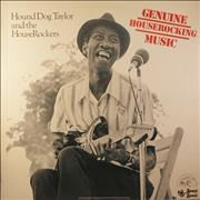 Click here for more info about 'Hound Dog Taylor - Genuine Houserocking Music'