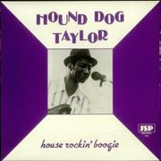 Click here for more info about 'Hound Dog Taylor - House Rockin' Boogie'