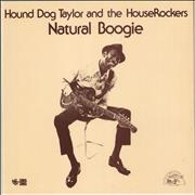 Click here for more info about 'Hound Dog Taylor - Natural Boogie - EX'