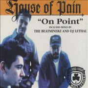 Click here for more info about 'House Of Pain - On Point'