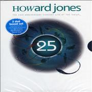 Click here for more info about 'Howard Jones - 25th Anniversary Concert'