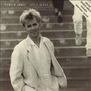 Click here for more info about 'Howard Jones - All I Want - Double Pack'