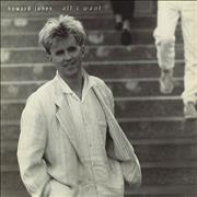 Click here for more info about 'Howard Jones - All I Want - Gatefold Booklet Sleeve'