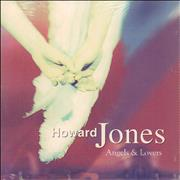 Click here for more info about 'Howard Jones - Angels And Lovers'