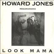 Click here for more info about 'Howard Jones - Look Mama (Megamamamix) - EX'