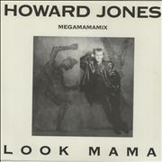 Click here for more info about 'Howard Jones - Look Mama (Megamamamix)'