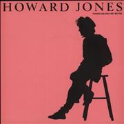 Click here for more info about 'Howard Jones - Things Can Only Get Better - Pink'