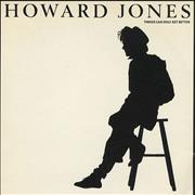 Click here for more info about 'Howard Jones - Things Can Only Get Better - White'