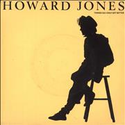 Click here for more info about 'Howard Jones - Things Can Only Get Better - Yellow'