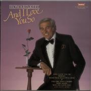 Click here for more info about 'Howard Keel - And I Love You So'