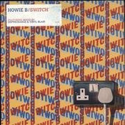 Click here for more info about 'Howie B - Switch'