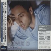 Click here for more info about 'Howie D - Back To Me + Photo Book'