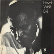 Click here for more info about 'Howlin' Wolf - Evil'