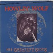 Click here for more info about 'Howlin' Wolf - His Greatest Sides Volume One - EX'