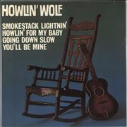 Click here for more info about 'Howlin' Wolf - Howlin' Wolf'