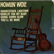 Click here for more info about 'Howlin' Wolf - Smokestack Lightnin' EP'