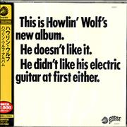 Click here for more info about 'Howlin' Wolf - The Howlin' Wolf Album - Sealed'