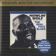 Click here for more info about 'Howlin' Wolf - The Real Folk Blues - Gold'