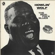 Click here for more info about 'Howlin' Wolf - The Real Folk Blues'