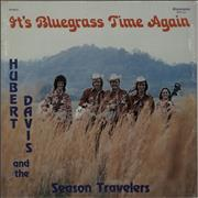 Click here for more info about 'Hubert Davis - It's Bluegrass Time Again'