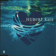 Click here for more info about 'Hubert Kah - Love Chain'