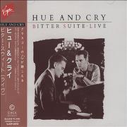 Click here for more info about 'Hue & Cry - Bitter Suite Live'