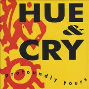 Click here for more info about 'Hue & Cry - Profoundly Yours'