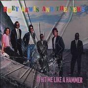 Click here for more info about 'Huey Lewis & The News - It Hit Me Like A Hammer'