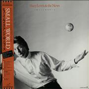 Click here for more info about 'Huey Lewis & The News - Small World'