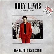 Click here for more info about 'Huey Lewis & The News - The Heart Of Rock & Roll - Doublepack'