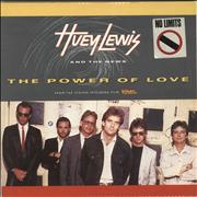 Click here for more info about 'Huey Lewis & The News - The Power Of Love'