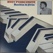 Click here for more info about 'Huey 'Piano' Smith - Rockin' & Jivin''