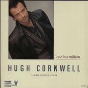 Click here for more info about 'Hugh Cornwell - One In A Million - Gold promo stamped'