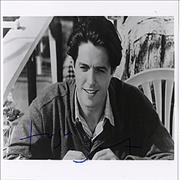 Click here for more info about 'Hugh Grant - Autographed Publicity Photograph & Compliment Slip'