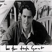 Click here for more info about 'Hugh Grant - Autographed Publicity Photograph'