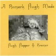 Hugh Hopper A Remark Hugh Made USA CD album
