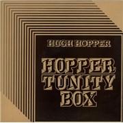 Hugh Hopper Hopper Tunity Box UK vinyl LP