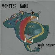 Hugh Hopper Monster Band UK vinyl LP