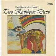 Hugh Hopper Two Rainbows Daily USA vinyl LP