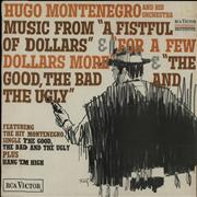 Click here for more info about 'Hugo Montenegro - Music From 'A Fistful Of Dollars' etc'
