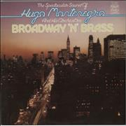 Click here for more info about 'Hugo Montenegro - The Spectacular Sound Of Hugo Montenegro And His Orchestra - Broadway 'N' Brass'