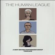 Click here for more info about 'Human League - A Very British Synthesizer Group Tour 2016 + 2 Stubs'