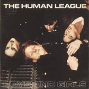 Click here for more info about 'Human League - Boys & Girls - Gatefold'