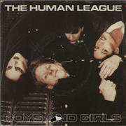 Click here for more info about 'Human League - Boys And Girls'