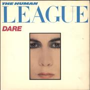 Click here for more info about 'Human League - Dare - EX'