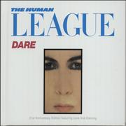 Click here for more info about 'Human League - Dare/Love And Dancing'