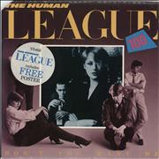Click here for more info about 'Human League - Don't You Want Me + Poster + Stickered Sleeve'