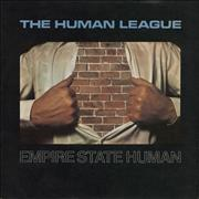 Click here for more info about 'Human League - Empire State Human - 2nd issue'